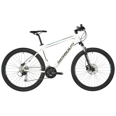"VTT SERIOUS EIGHT BALL DISC 27,5"" Blanc 2019"